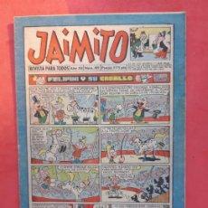Tebeos: JAIMITO-Nº419--EXCELENTE ESTADO. Lote 189350368