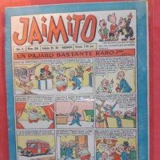 Tebeos: JAIMITO-Nº318--EXCELENTE ESTADO. Lote 189350517