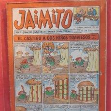 Tebeos: JAIMITO-Nº322--EXCELENTE ESTADO. Lote 189350600