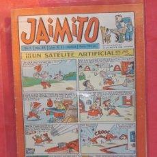 Tebeos: JAIMITO-Nº321--EXCELENTE ESTADO. Lote 189350668