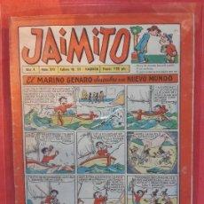 Tebeos: JAIMITO-Nº313--EXCELENTE ESTADO. Lote 189350917