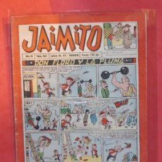 Tebeos: JAIMITO-Nº262--EXCELENTE ESTADO. Lote 189350968
