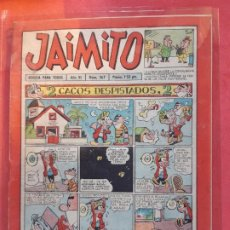 Tebeos: JAIMITO Nº 367 EXCELENTE ESTADO. Lote 189353040