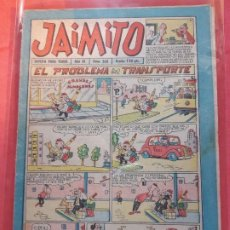 Tebeos: JAIMITO-Nº368--EXCELENTE ESTADO. Lote 189353120