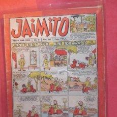 Tebeos: JAIMITO-Nº369--EXCELENTE ESTADO. Lote 189353188