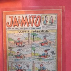 Tebeos: JAIMITO-Nº371--EXCELENTE ESTADO. Lote 189353265