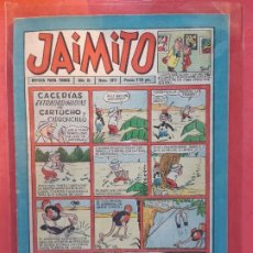 Tebeos: JAIMITO-Nº372--EXCELENTE ESTADO. Lote 189353347