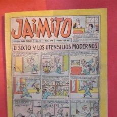 Tebeos: JAIMITO-Nº374--EXCELENTE ESTADO. Lote 189353397