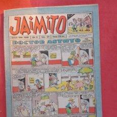 Tebeos: JAIMITO Nº 375 EXCELENTE ESTADO. Lote 189353547