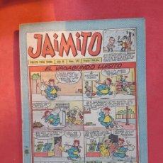 Tebeos: JAIMITO-Nº376--EXCELENTE ESTADO. Lote 189353583
