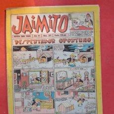 Tebeos: JAIMITO-Nº379--EXCELENTE ESTADO. Lote 189353641