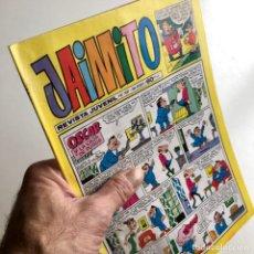 Tebeos: REVISTA DE CÓMICS JAIMITO, Nº 1637, AÑO XXXVIII, EDITORA VALENCIANA, 1983. Lote 189413993
