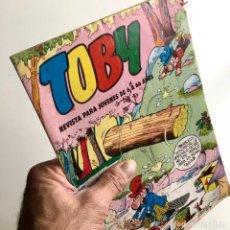 Tebeos: REVISTA DE CÓMICS TOBY, Nº 3 EDITORA VALENCIANA, 1983. Lote 189414491