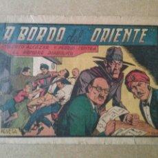 Tebeos: ROBERTO ALCAZAR Y HOMBRE DIABOLICO Nº 109 - VALENCIANA. Lote 189481907