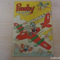 Tebeos: PUMBY Nº 331. EDITA VALENCIANA 1964. Lote 189513771