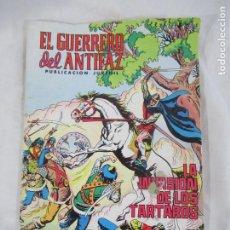 Livros de Banda Desenhada: EL GUERRERO DEL ANTIFAZ COLOR Nº 189 VALENCIANA. Lote 189564017