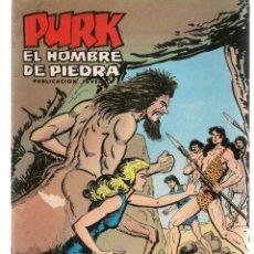 Tebeos: PURK, EL HOMBRE DE PIEDRA. Nº 45. SELECCIÓN AVENTURERA EDIVAL, 1974. (P/C56). Lote 189638785