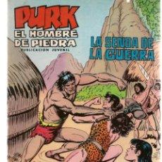 Tebeos: PURK, EL HOMBRE DE PIEDRA. Nº 48. SELECCIÓN AVENTURERA EDIVAL, 1974. (P/C56). Lote 189641530