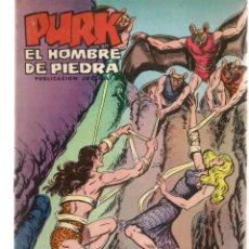 Tebeos: PURK, EL HOMBRE DE PIEDRA. Nº 54. SELECCIÓN AVENTURERA EDIVAL, 1974. (P/C56). Lote 189641610