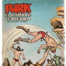 Tebeos: PURK, EL HOMBRE DE PIEDRA. Nº 58. SELECCIÓN AVENTURERA EDIVAL, 1974. (P/C56). Lote 189641678
