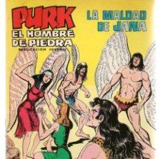 Tebeos: PURK, EL HOMBRE DE PIEDRA. Nº 101. SELECCIÓN AVENTURERA EDIVAL, 1974. (P/C56). Lote 189641743