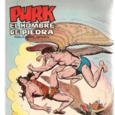 Tebeos: PURK, EL HOMBRE DE PIEDRA. Nº 102. SELECCIÓN AVENTURERA EDIVAL, 1974. (P/C56). Lote 189641842