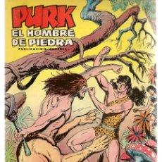 Tebeos: PURK, EL HOMBRE DE PIEDRA. Nº 104. SELECCIÓN AVENTURERA EDIVAL, 1974. (P/C56). Lote 189641992