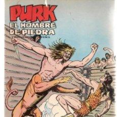 Tebeos: PURK, EL HOMBRE DE PIEDRA. Nº 105. SELECCIÓN AVENTURERA EDIVAL, 1974. (P/C56). Lote 189642071