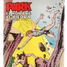 Tebeos: PURK, EL HOMBRE DE PIEDRA. Nº 107. SELECCIÓN AVENTURERA EDIVAL, 1974. (P/C56). Lote 189642153