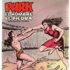 Tebeos: PURK, EL HOMBRE DE PIEDRA. Nº 108. SELECCIÓN AVENTURERA EDIVAL, 1974. (P/C56). Lote 189642215