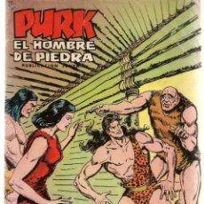 Tebeos: PURK, EL HOMBRE DE PIEDRA. Nº 110. SELECCIÓN AVENTURERA EDIVAL, 1974. (P/C56). Lote 189642311