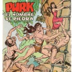 Tebeos: PURK, EL HOMBRE DE PIEDRA. Nº 113. SELECCIÓN AVENTURERA EDIVAL, 1974. (P/C56). Lote 189642357