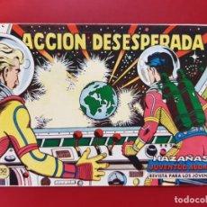 Tebeos: HAZAÑAS DE LA JUVENTUD AUDAZ Nº 34 EXCELENTE ESTADO ORIGINAL. Lote 189673906