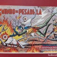 Tebeos: HAZAÑAS DE LA JUVENTUD AUDAZ Nº 23 EXCELENTE ESTADO ORIGINAL. Lote 189674337
