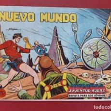 Tebeos: HAZAÑAS DE LA JUVENTUD AUDAZ Nº 19 EXCELENTE ESTADO ORIGINAL. Lote 189674516