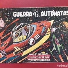 Tebeos: HAZAÑAS DE LA JUVENTUD AUDAZ Nº 12 EXCELENTE ESTADO ORIGINAL. Lote 189674743