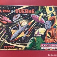 Tebeos: HAZAÑAS DE LA JUVENTUD AUDAZ Nº 11 EXCELENTE ESTADO ORIGINAL. Lote 189674775