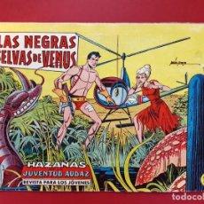 Tebeos: HAZAÑAS DE LA JUVENTUD AUDAZ Nº 5 EXCELENTE ESTADO ORIGINAL. Lote 189675047