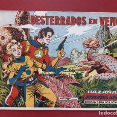 Tebeos: HAZAÑAS DE LA JUVENTUD AUDAZ Nº 3 EXCELENTE ESTADO ORIGINAL. Lote 189675128