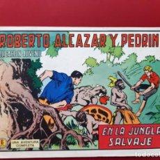 Tebeos: ROBERTO ALCAZAR Y PEDRIN-Nº1202-EXCELENTE ESTADO. Lote 189748352