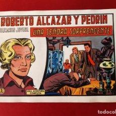 Tebeos: ROBERTO ALCAZAR Y PEDRIN Nº 1154 EXCELENTE ESTADO ORIGINAL. Lote 189924435