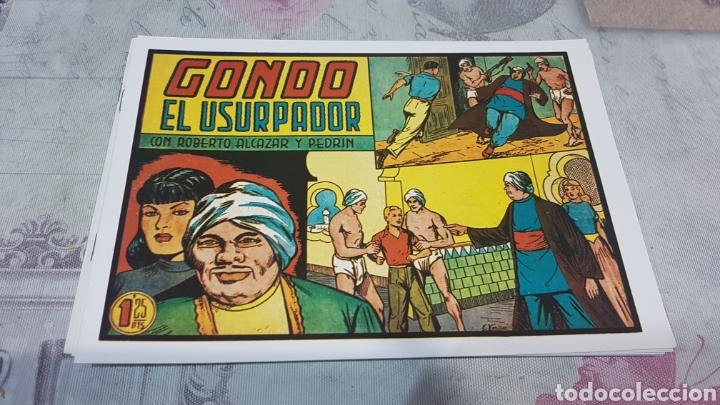 Tebeos: LOTE DE 10 CÓMIC DE ROBERTO ALCÁZAR Y PEDRIN - Foto 3 - 190076080