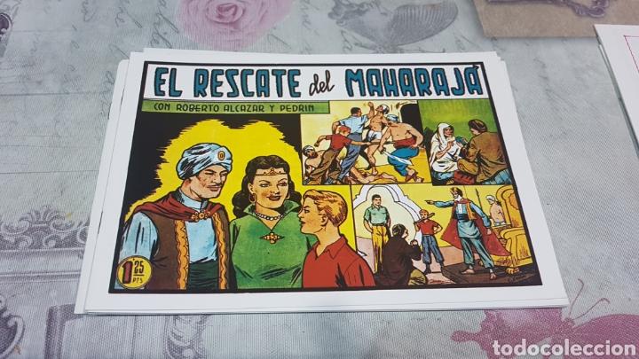 Tebeos: LOTE DE 10 CÓMIC DE ROBERTO ALCÁZAR Y PEDRIN - Foto 4 - 190076080