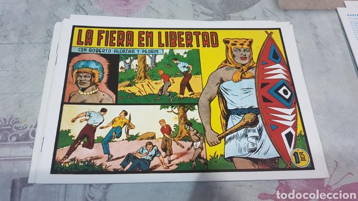 Tebeos: LOTE DE 10 CÓMIC DE ROBERTO ALCÁZAR Y PEDRIN - Foto 5 - 190076080