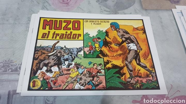 Tebeos: LOTE DE 10 CÓMIC DE ROBERTO ALCÁZAR Y PEDRIN - Foto 7 - 190076080