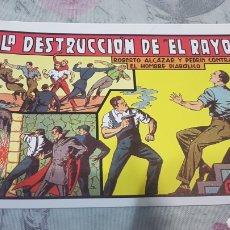 Tebeos: LOTE DE 10 CÓMIC DE ROBERTO ALCÁZAR Y PEDRIN. Lote 190076080