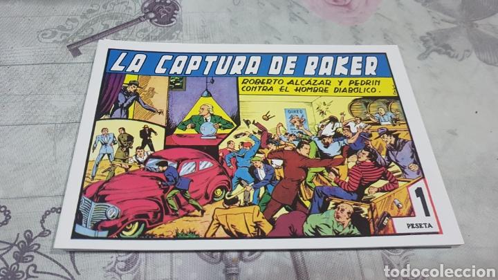 Tebeos: LOTE DE 10 CÓMIC DE ROBERTO ALCÁZAR Y PEDRIN - Foto 2 - 190076865