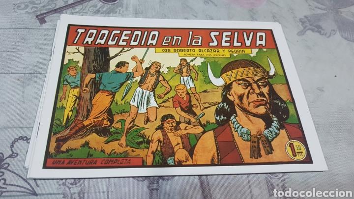 Tebeos: LOTE DE 10 CÓMIC DE ROBERTO ALCÁZAR Y PEDRIN - Foto 5 - 190076865