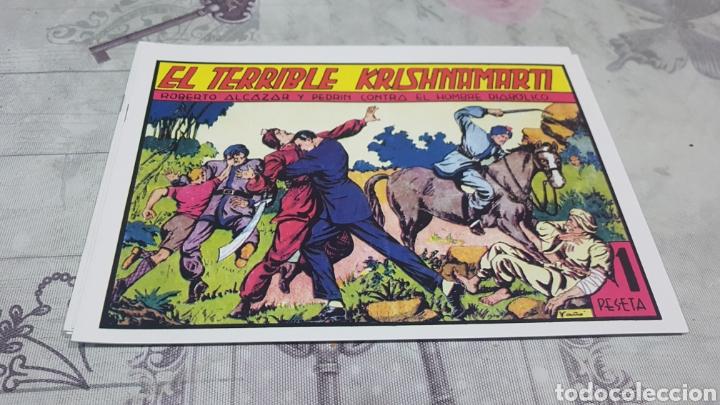 Tebeos: LOTE DE 10 CÓMIC DE ROBERTO ALCÁZAR Y PEDRIN - Foto 6 - 190076865
