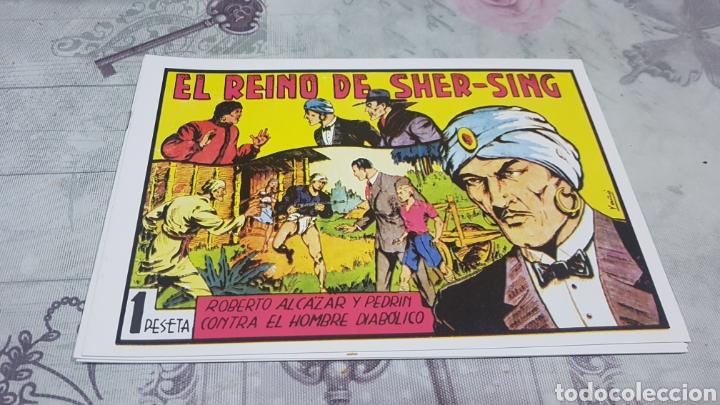 Tebeos: LOTE DE 10 CÓMIC DE ROBERTO ALCÁZAR Y PEDRIN - Foto 7 - 190076865